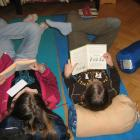 Čtenářská pohoda